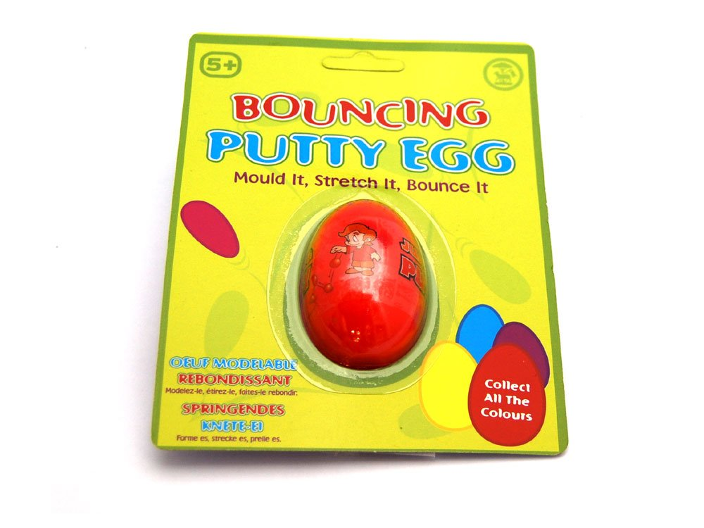 Bouncy Putty Egg | Retro Toys | Keep It Sweet