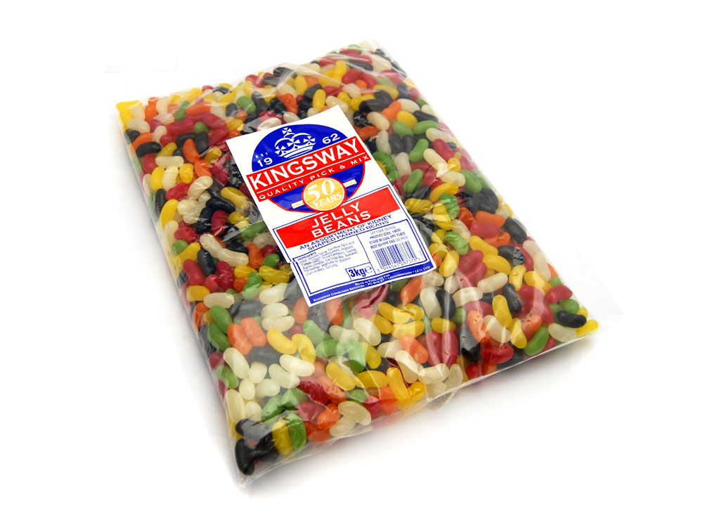 Jelly Beans | Bulk Sweets | Keep It Sweet