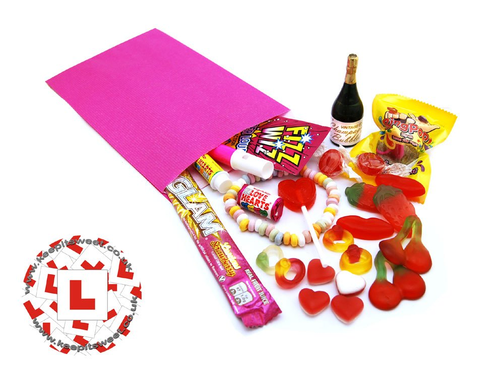 Hen Party Bags | Pre Filled Party Bags | Keep It Sweet