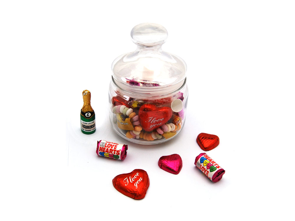 Love Jar | Valentines Day Sweets | Keep It Sweet