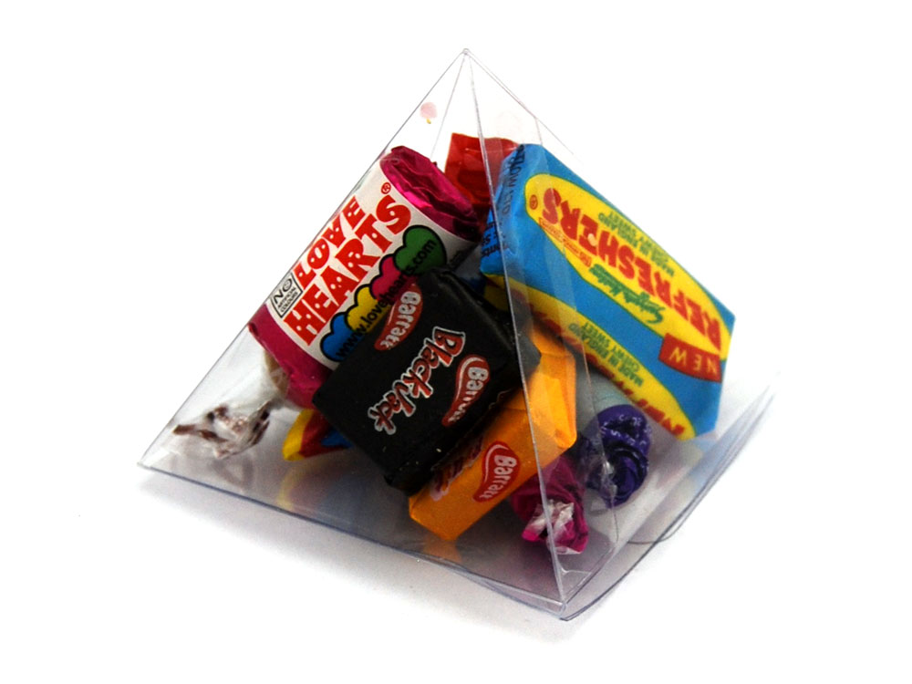 Retro Pyramid | Personalised Sweets | Keep It Sweet