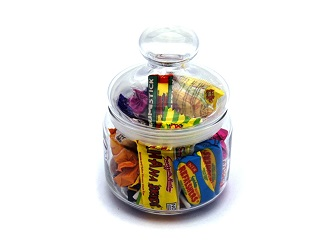 Retro Sweet Jar | Keep It Sweet