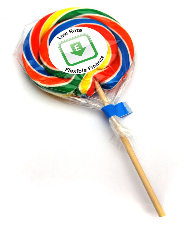 Promotional Lollipop | Promotional Sweets | Keep It Sweet