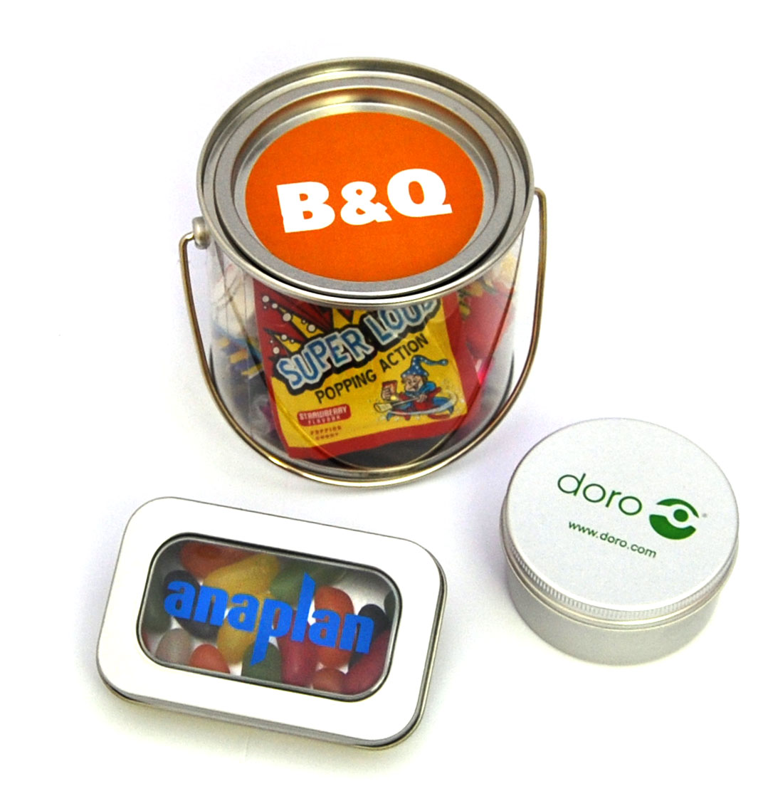 Personalised & Promotional Sweets UK - Custom, Branded, Logo & Corporate Sweets
