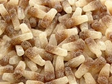 Fizzy Cola Bottles | Keep It Sweet