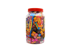 Plastic Sweets Jar | Keep It Sweet
