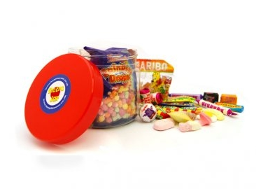 Retro Classics Sweet Jar | Keep It Sweet