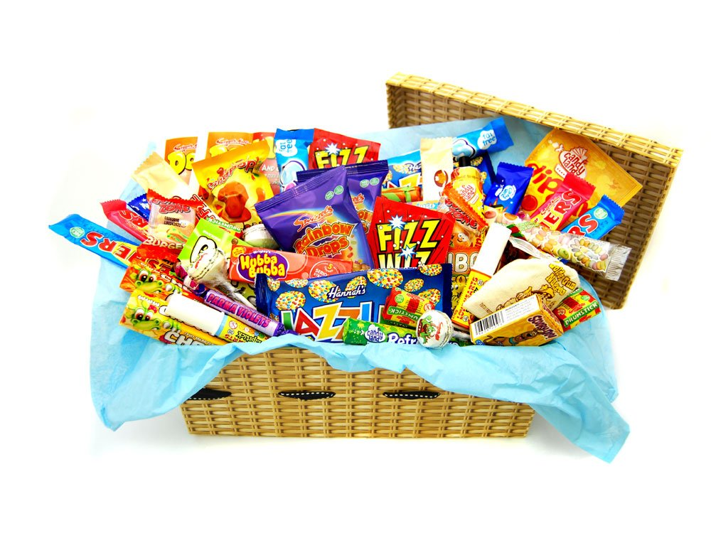 Retro Tuckshop Hamper | Retro Sweets | Keep It Sweet