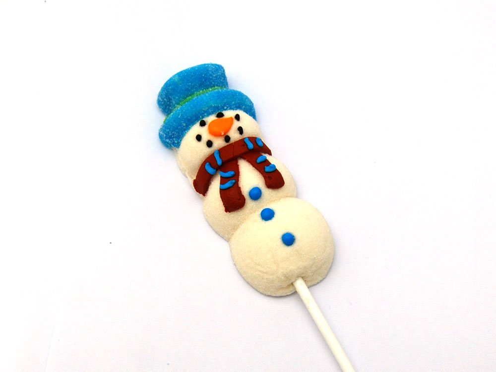 Snowman Lolly | Christmas Sweets | Keep It Sweet