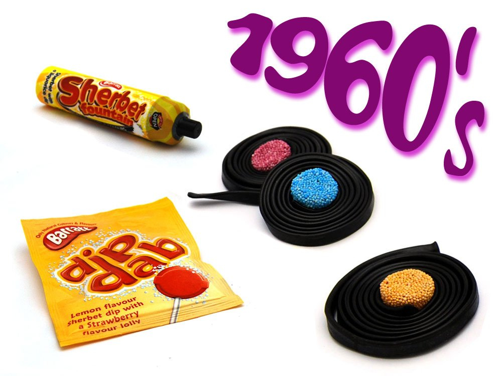 1960's Sweets