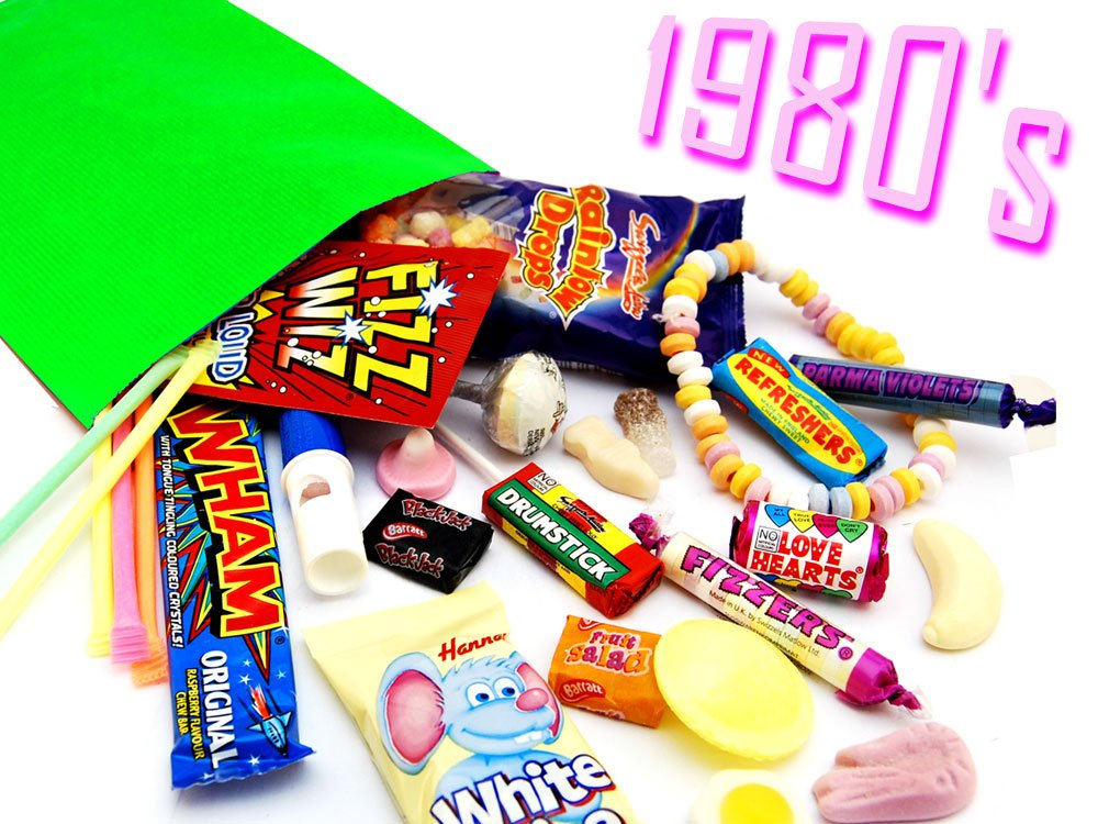 1980's Party Bags