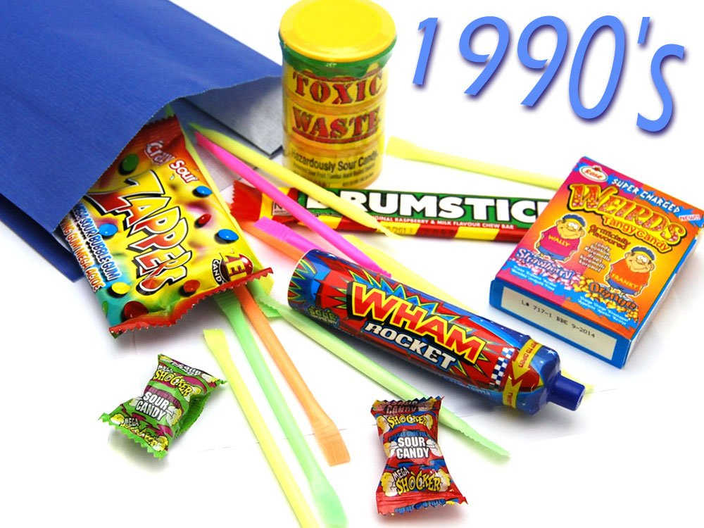 1990's Party Bags