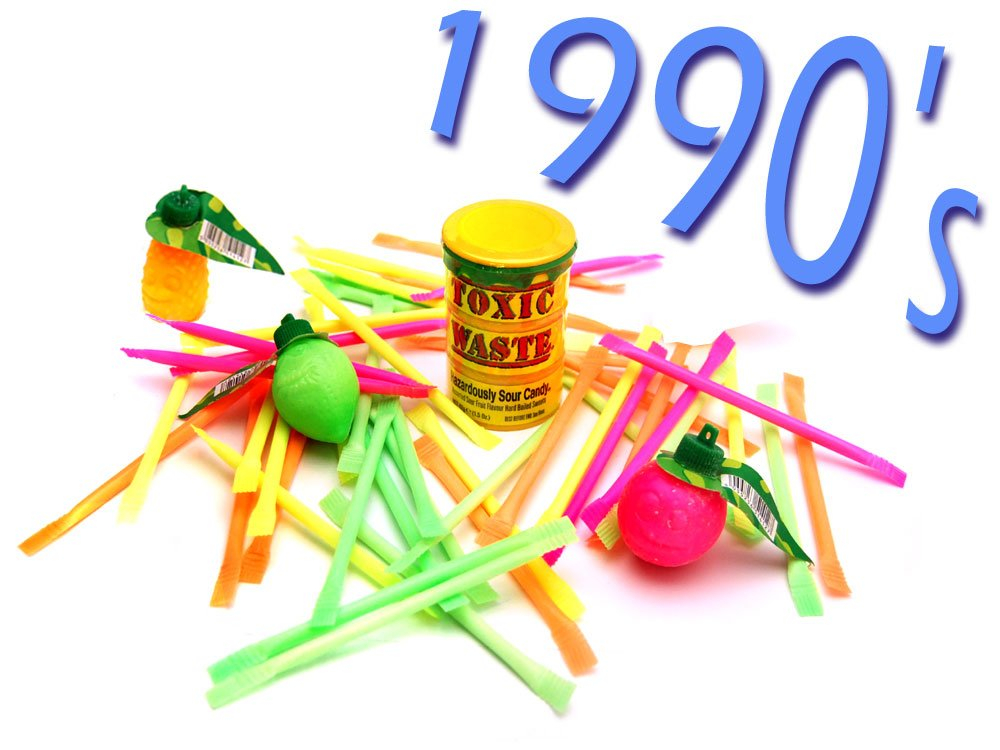 1990's Sweets