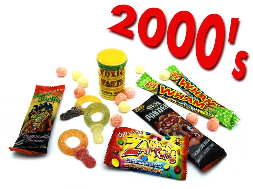 2000's Sweets