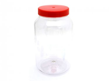 3ltr Plastic Jar 110mm Neck
