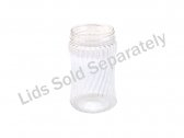 450ml Spiral Jar 70mm Neck