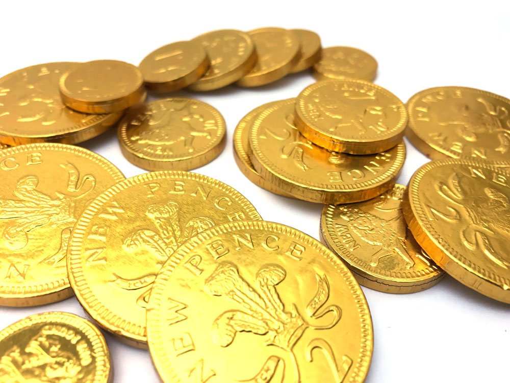 Assorted Chocolate Coins