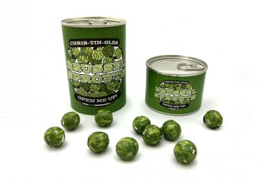 Can of Brussel Sprouts
