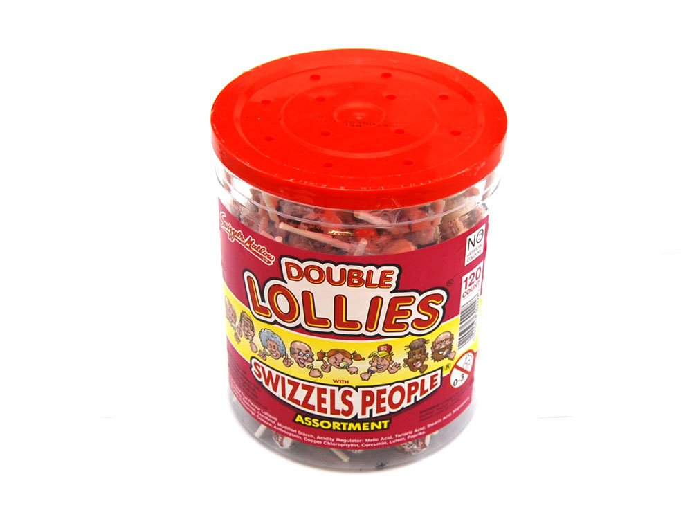 Double Lolly Bulk Tub