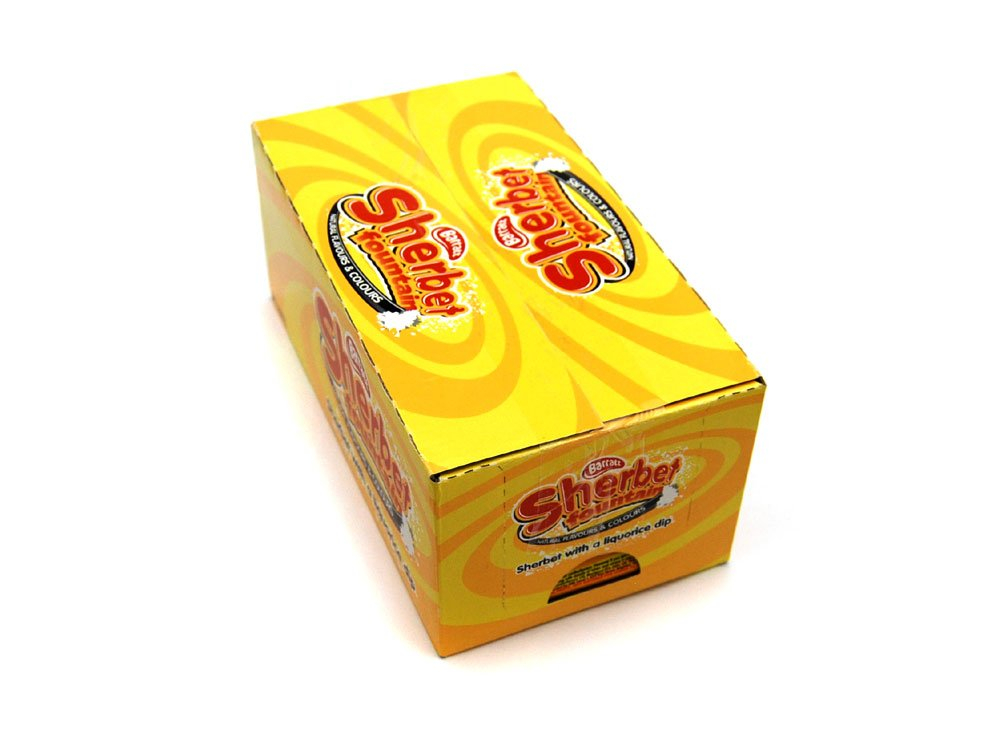 Sherbet Fountains Bulk Box of 24