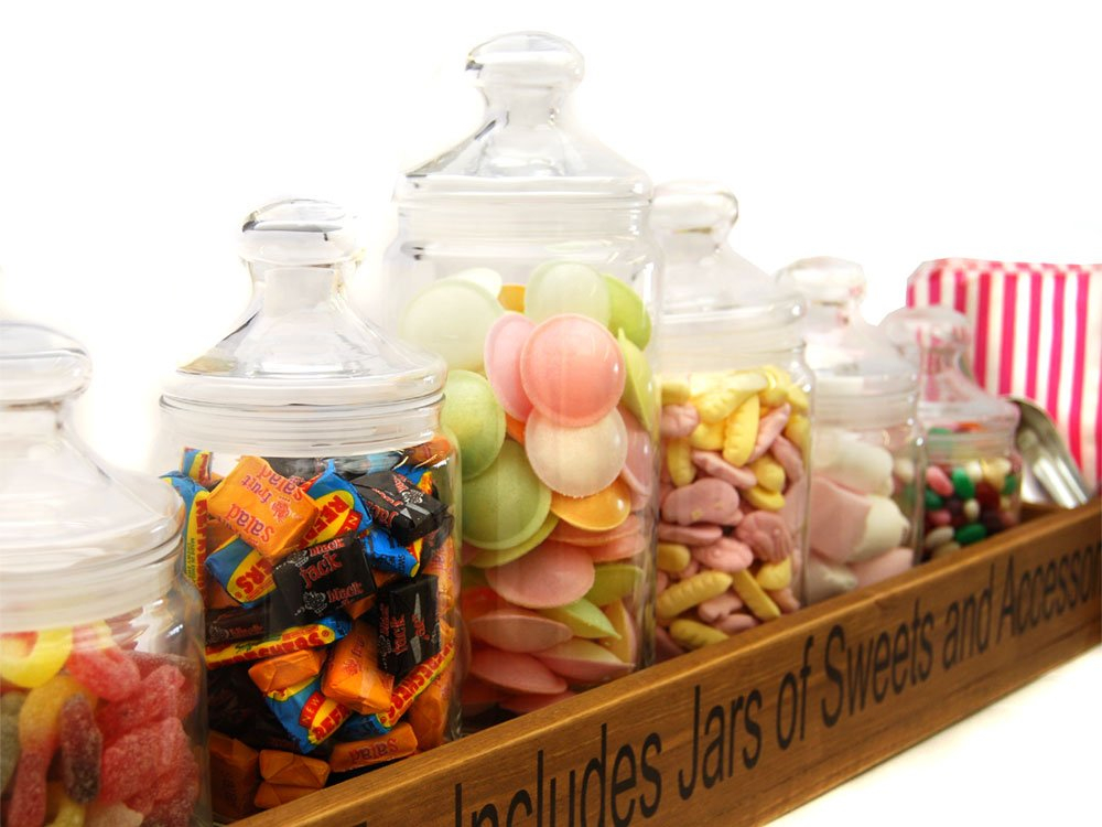 Candy Crate Rustic