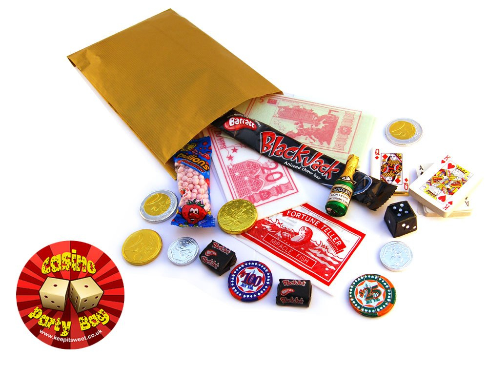 Casino Party Bag