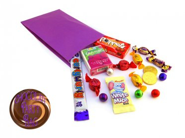 Chocolate Party Bag