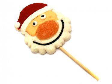 Christmas Jelly Nose Lolly