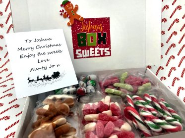 Christmas Sweet Box