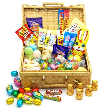 Retro Easter Hamper