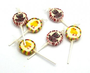 Easter Rock Lolly