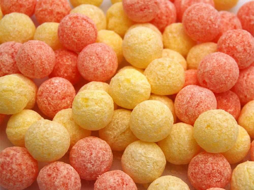 Fizz Balls - Lemon & Orange