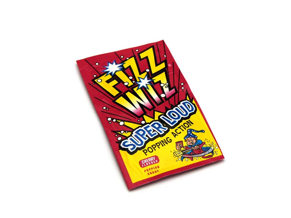 Fizz Wiz Popping Candy | Retro Sweets | Keep It Sweet