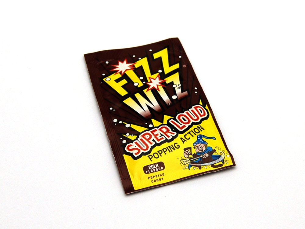 Fizz Wiz Cola - Popping Candy
