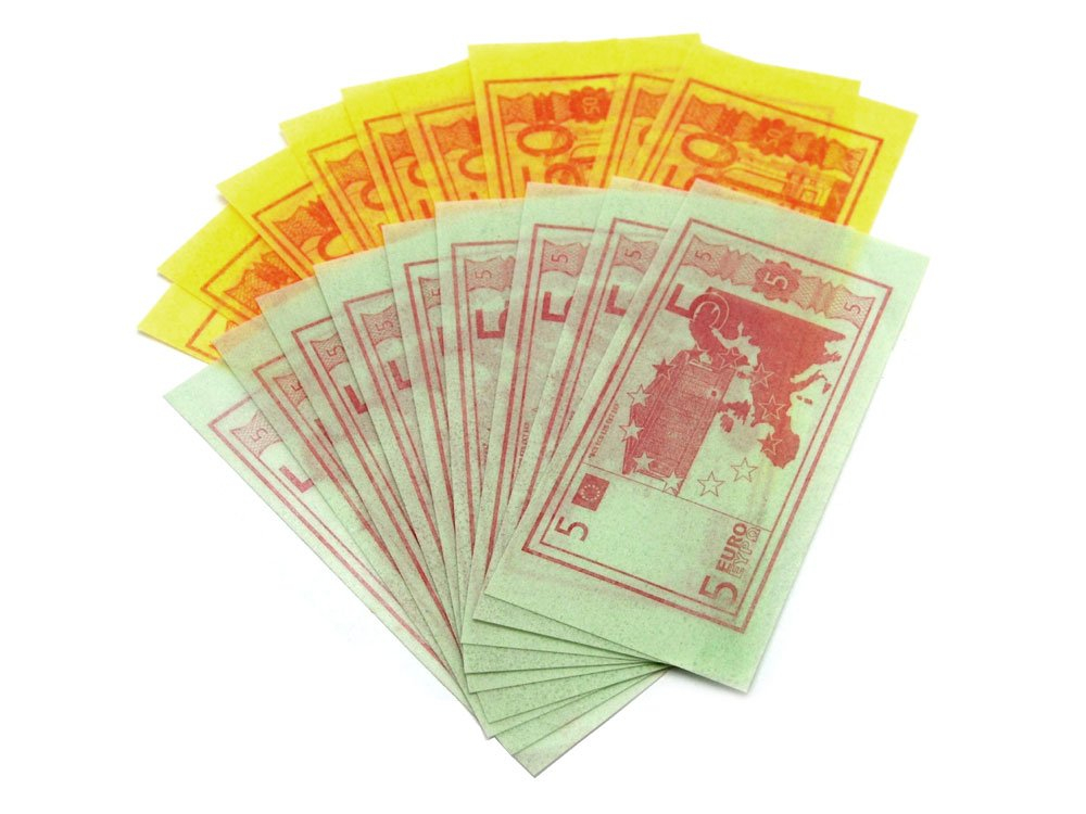 Funny Money Edible Paper