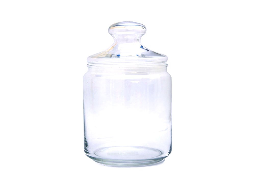 Glass Sweet Jar 1.5ltr Short