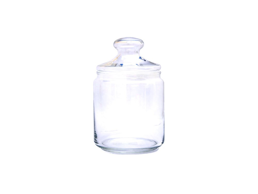 Glass Sweet Jar 750ml