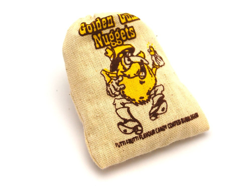 Gold Nugget Bags