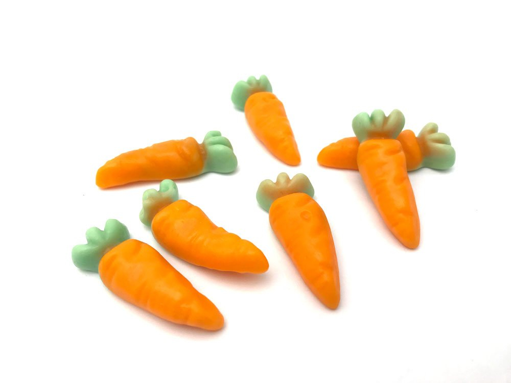Jelly Carrots | Novelty Sweets | Keep It Sweet