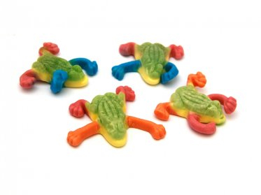 Jelly Frogs