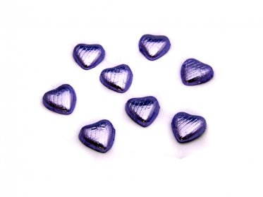 Chocolate Hearts Lilac