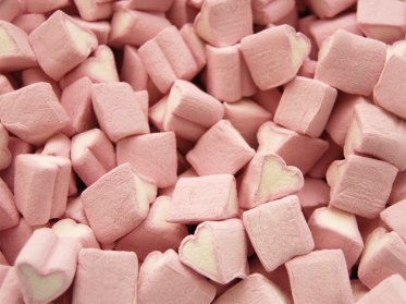Heart Mallows