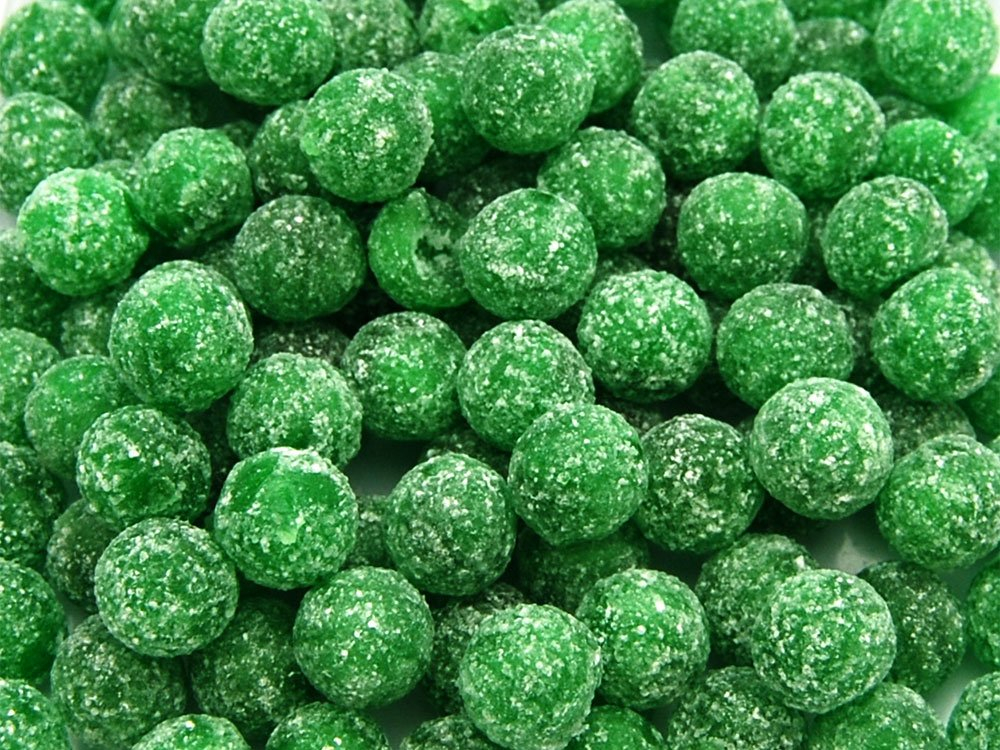 Mega Sour Apple Balls