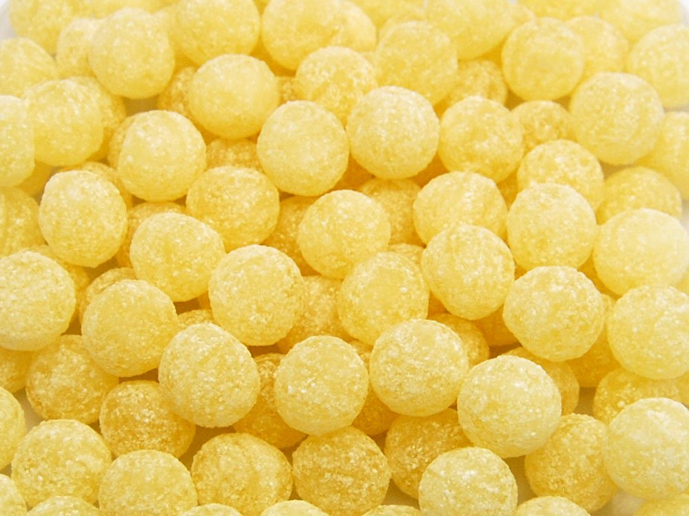 Mega Sour Lemon Balls