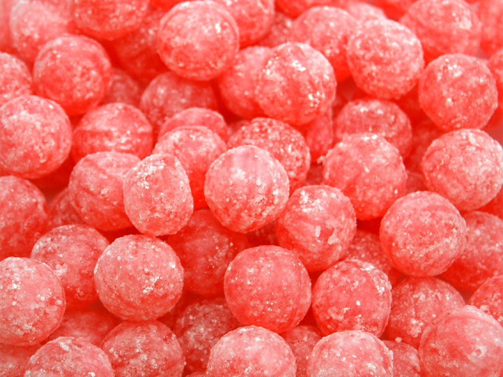 Mega Sour Cherry Balls