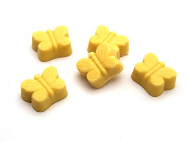 White Chocolate Butterflies