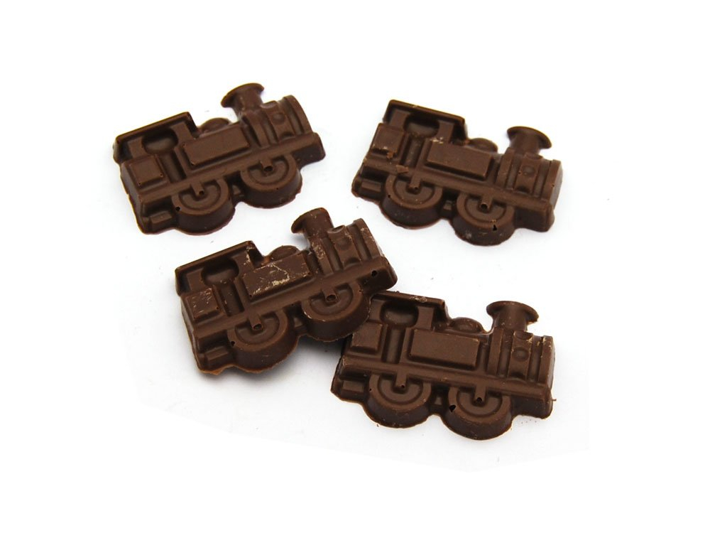 Milk Chocolate Trains