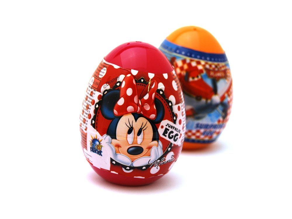 Disney Egg Minnie Mouse