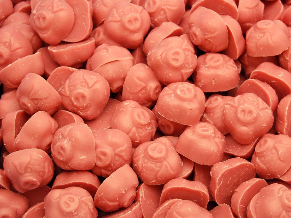 Pink Porkers