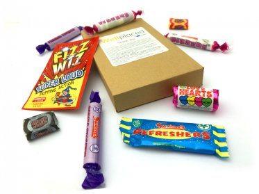 Pfizer Easter Box - Retro Sweets